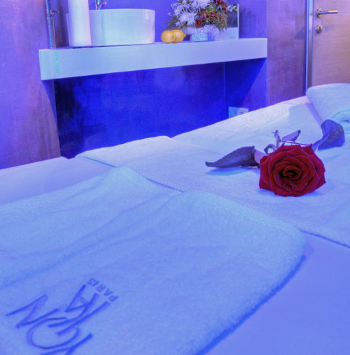 z executive boutique hotel massage center